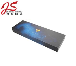 彩盒彩卡 翻盖包装盒